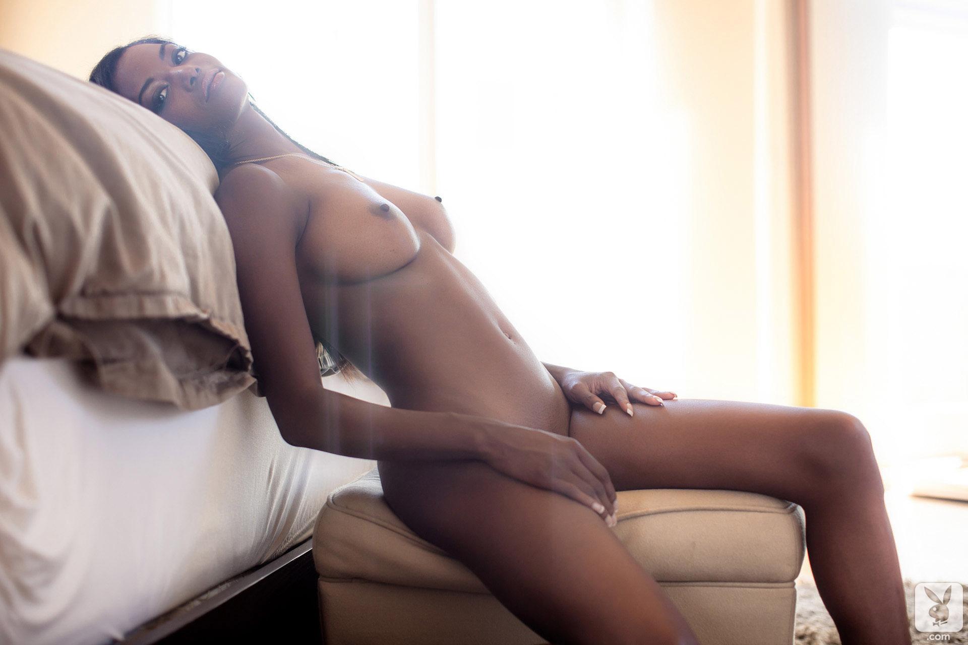 danielle-nicole-naked-ebony-rooftop-honey-bikini-playboy-24
