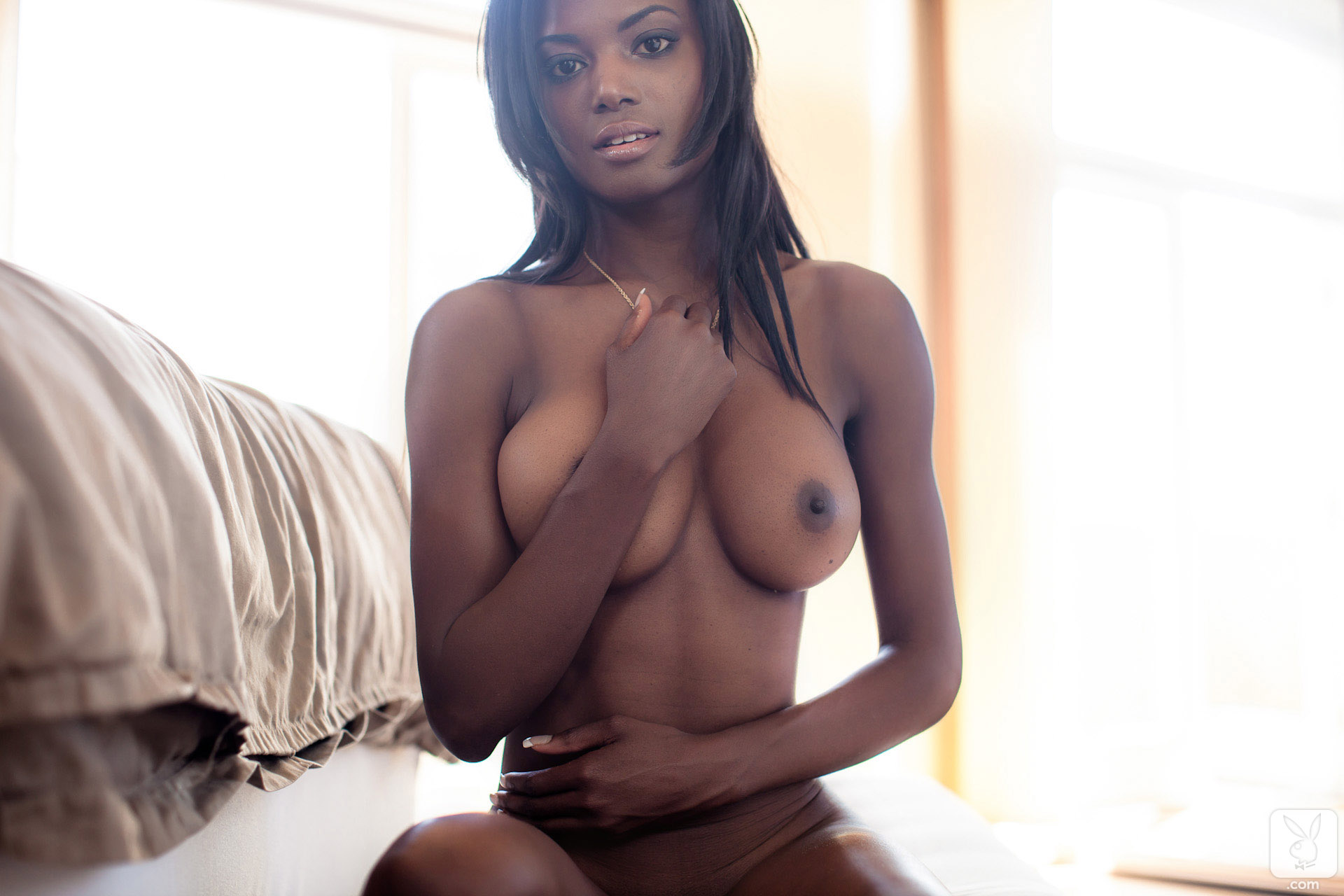 danielle-nicole-naked-ebony-rooftop-honey-bikini-playboy-26