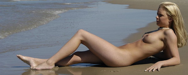 Danish nudist girl