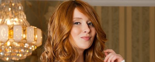 Dariya – Cute redhead from Ukraine