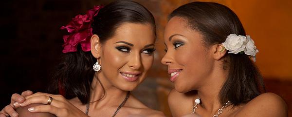 Evelyn Lory & Adanna