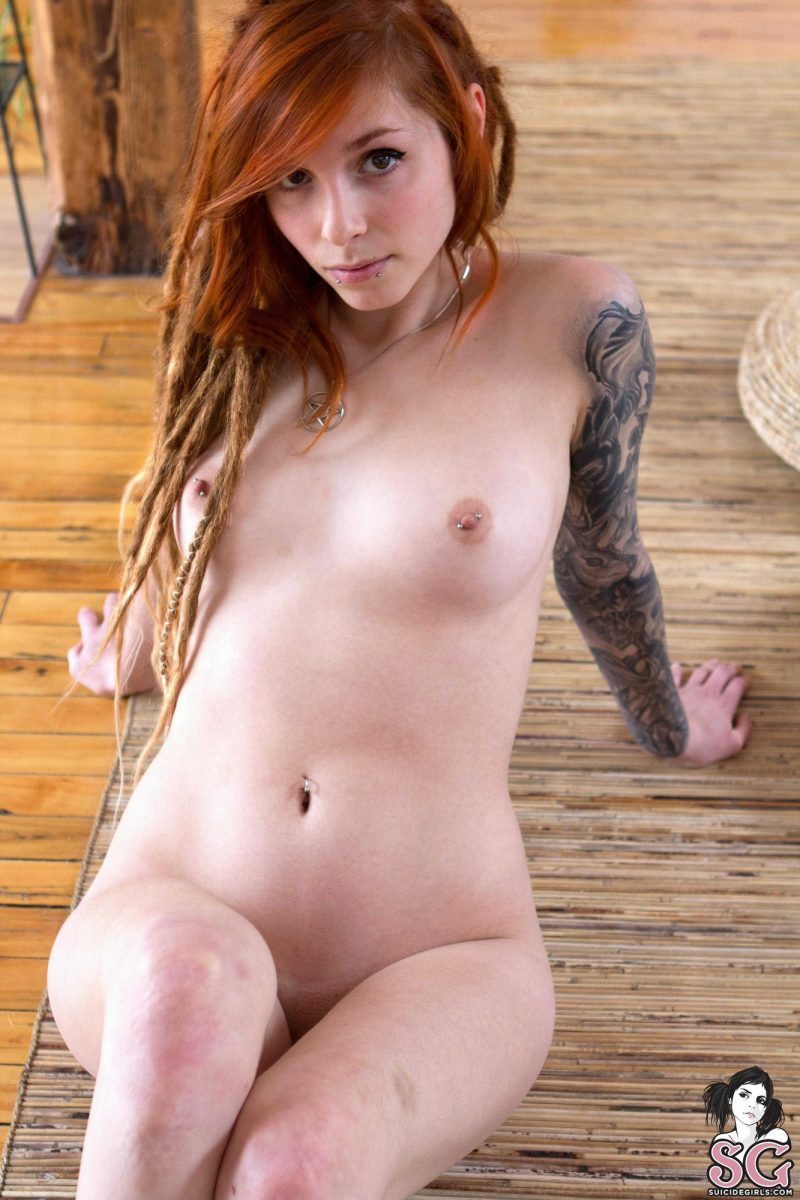 girl with dreads fucked