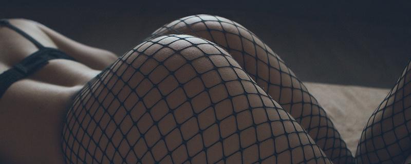Fishnet fetish