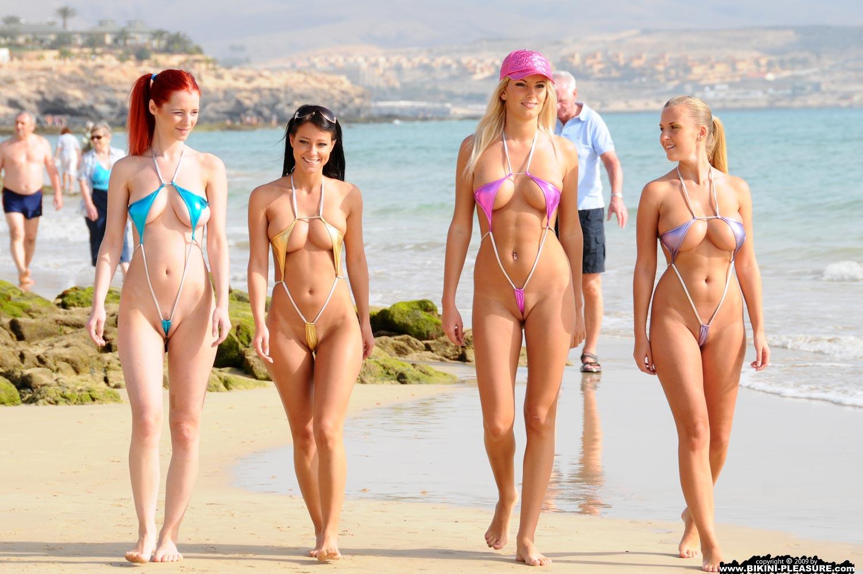 микро на в сексуальные бикини попы пляже большие