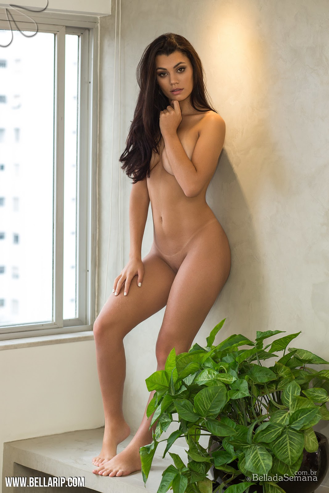 francielli-fontana-nude-brazilian-black-lingerie-camera-bellada-semana-17