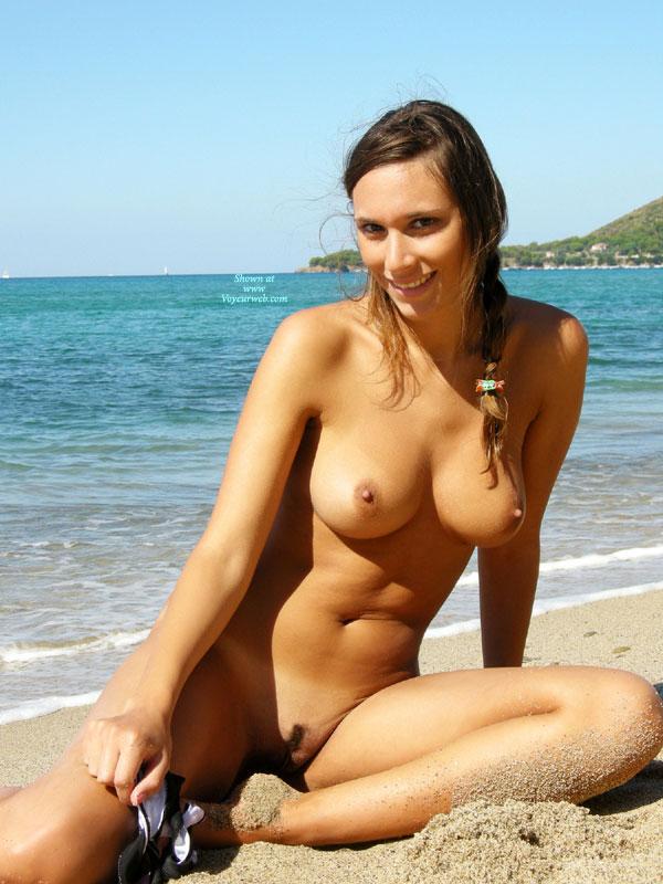 Italian nude beaches