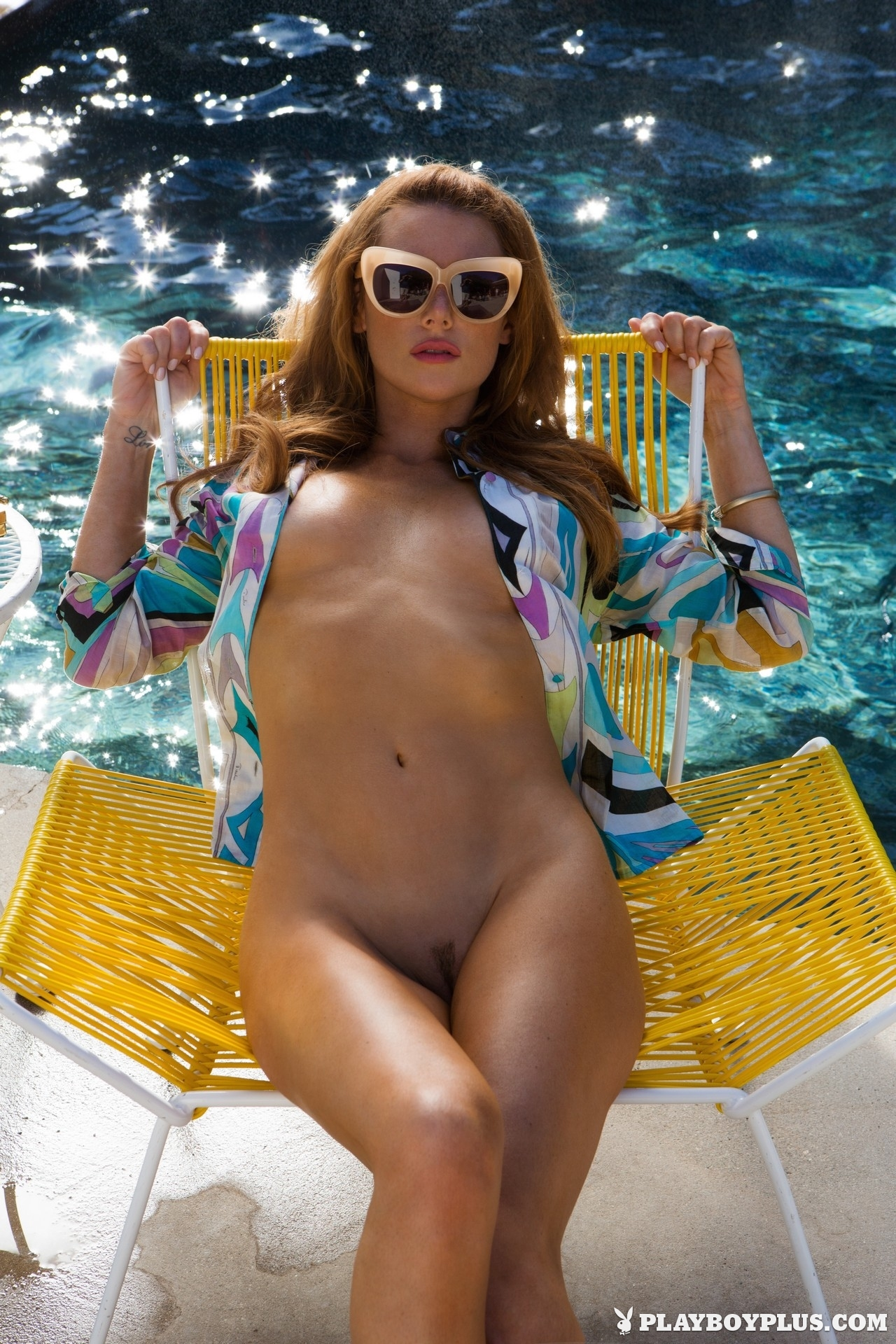 gia-marie-pool-wet-naked-sunglasses-playboy-03