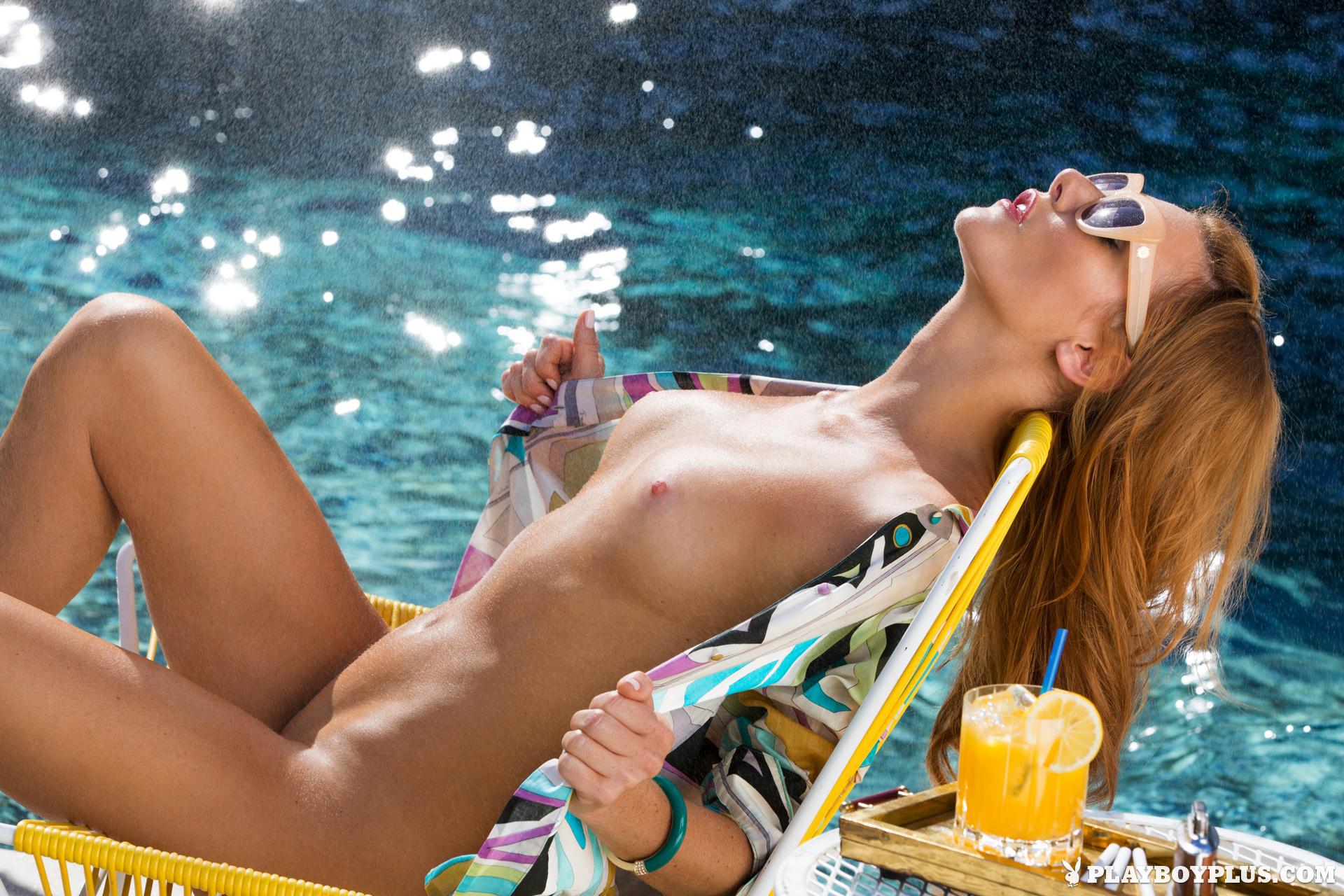 gia-marie-pool-wet-naked-sunglasses-playboy-04