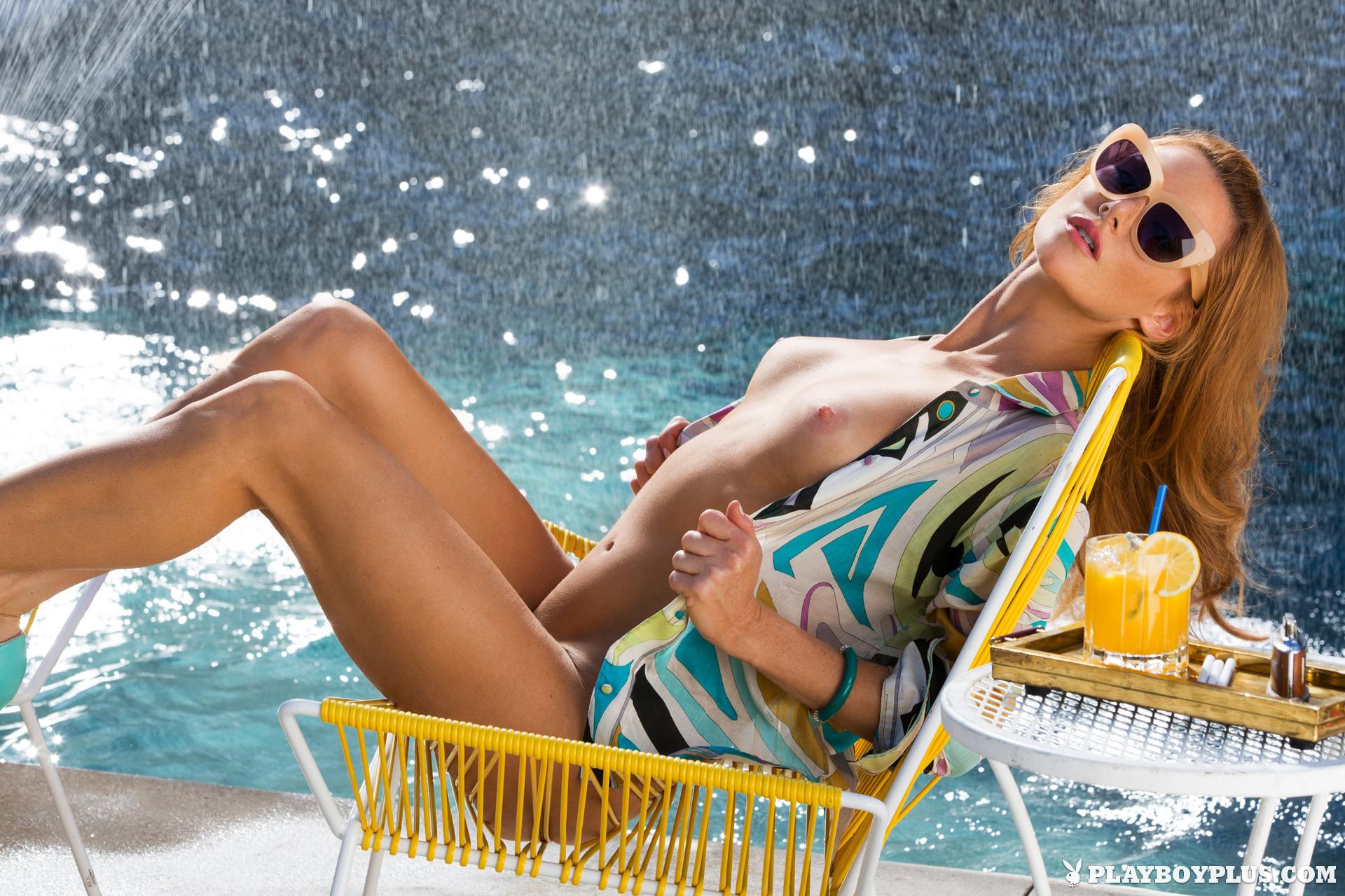 gia-marie-pool-wet-naked-sunglasses-playboy-05