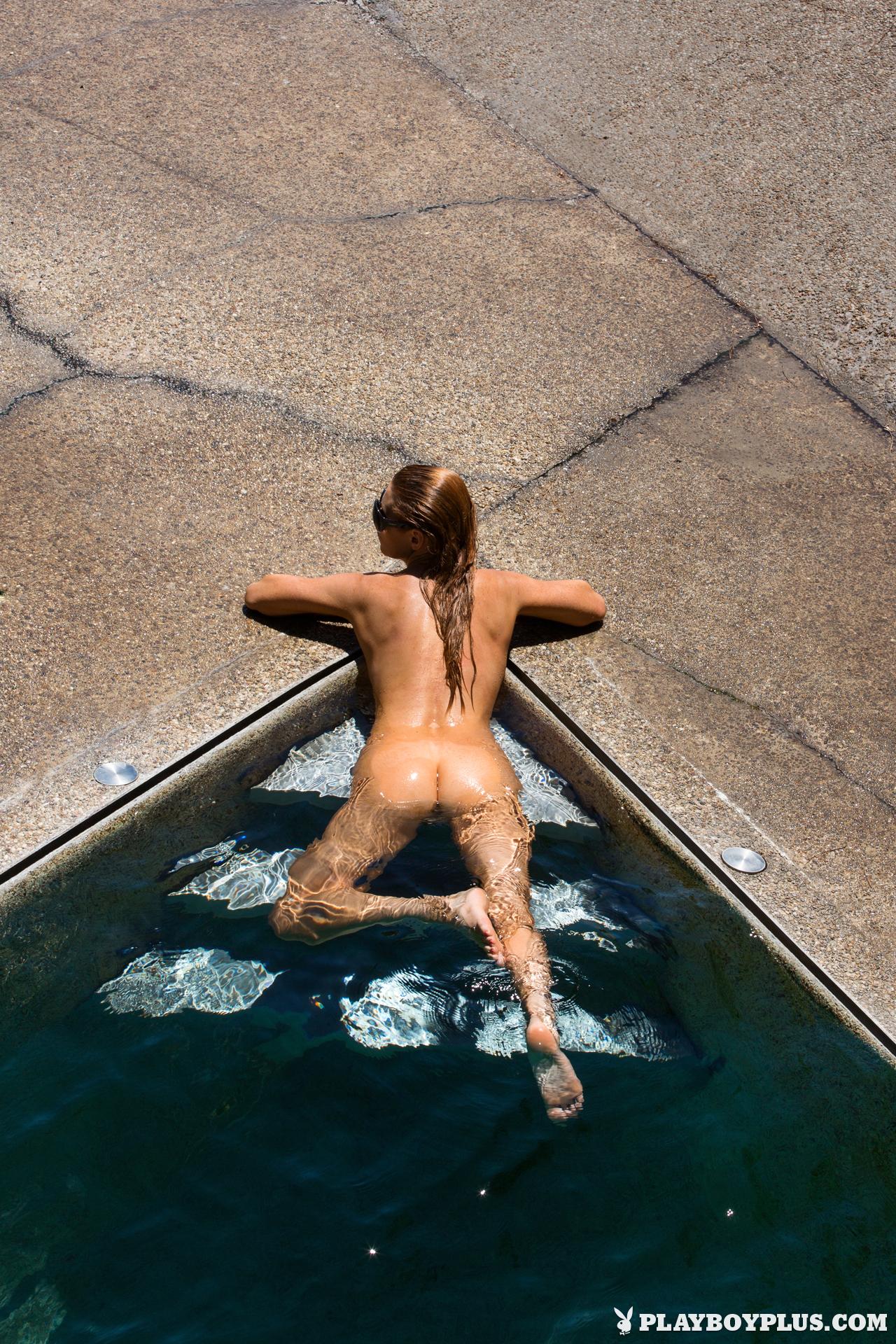 gia-marie-pool-wet-naked-sunglasses-playboy-15