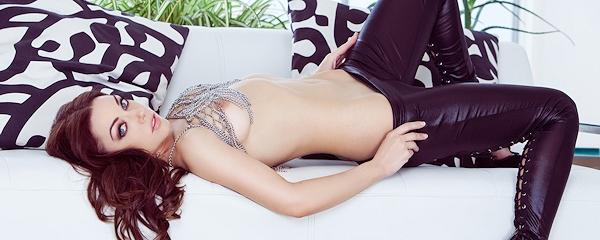 Gigi Marie in tight pants