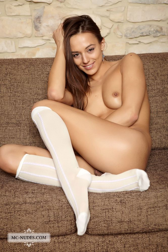 Tickling Girls Feet Socks