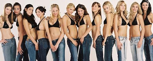 Girls in jeans vol.3