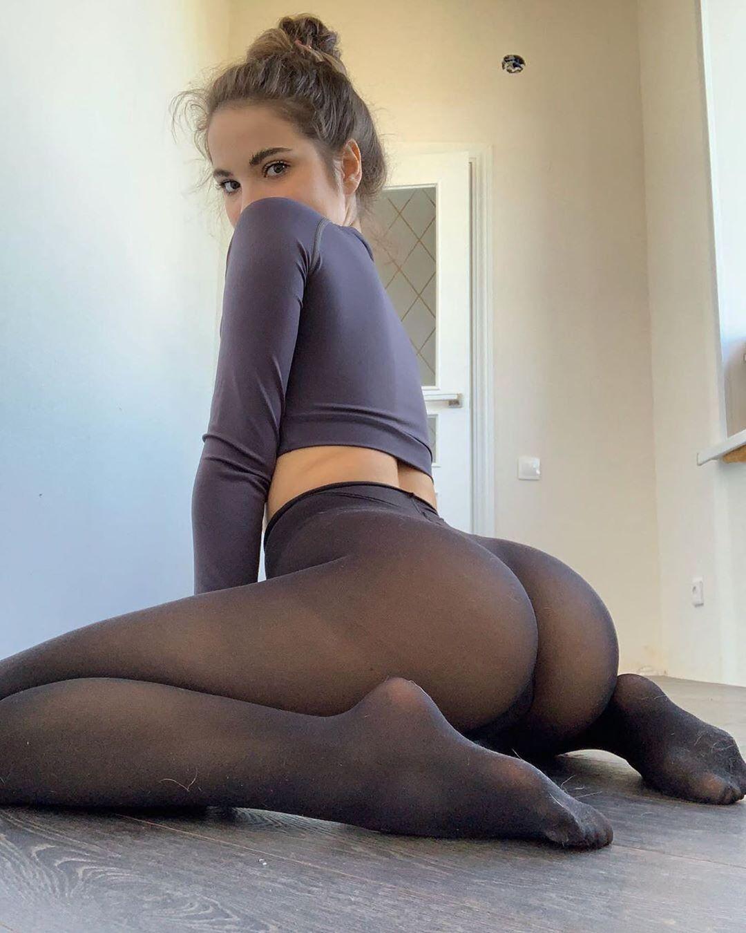 Naked pantyhose Quality pantyhose