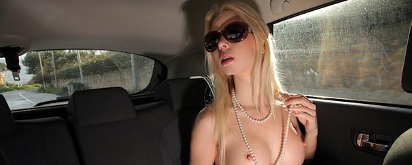 Girls in sunglasses