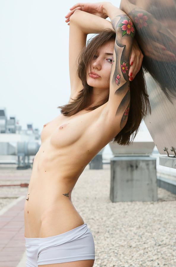 Tattoos and nude girls fox