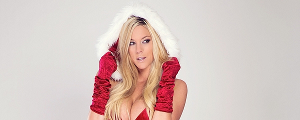 Gisele – Sexy Xmas outfit