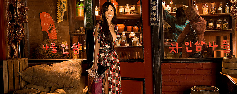 Grace Kim – China Town