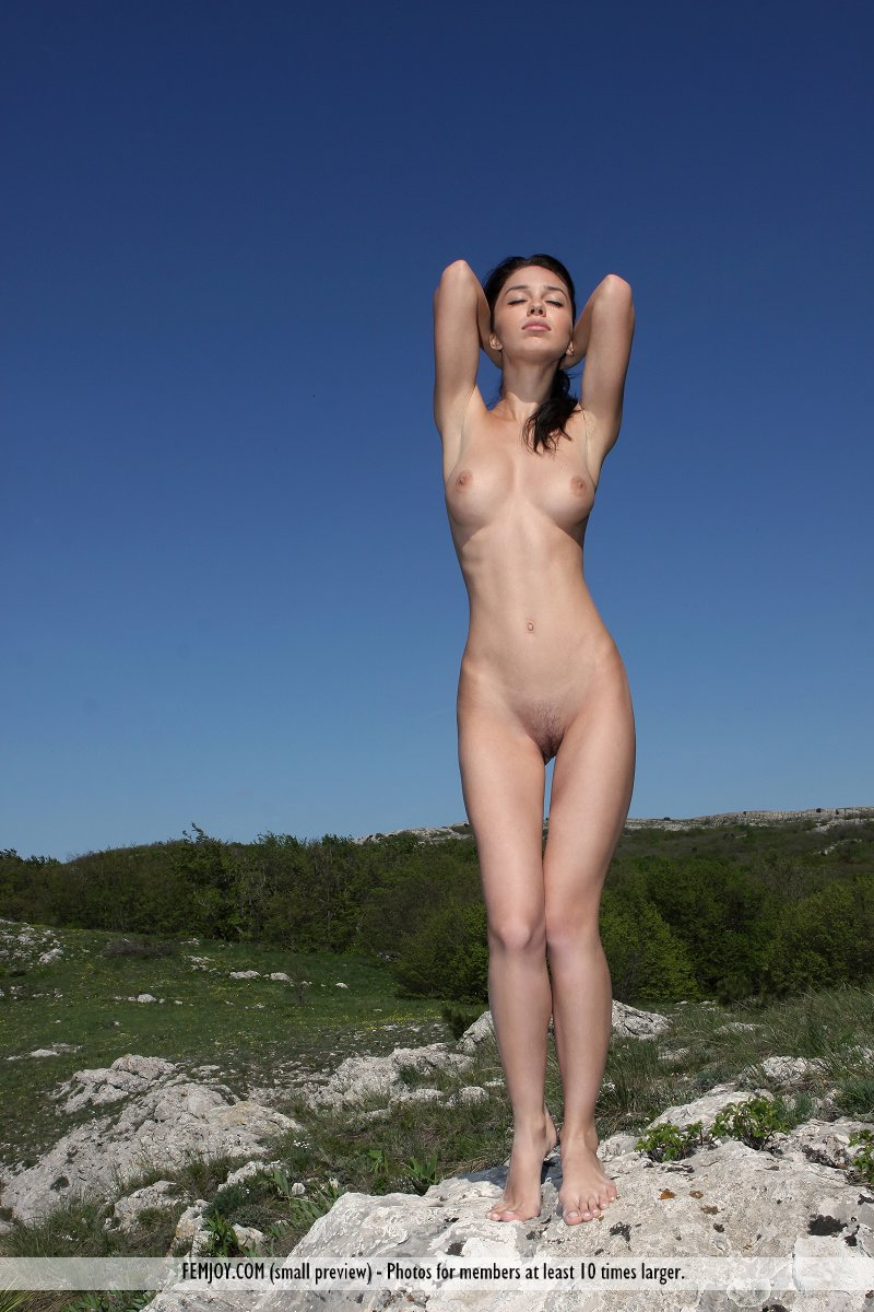 Much prompt naked mountain girl fucking