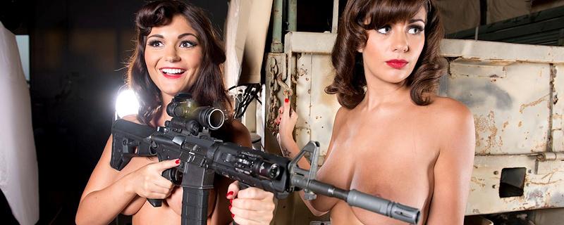 Hot Shots 2013 Calendar – Behind the scenes
