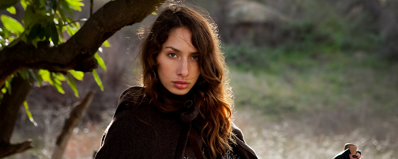 Isabella Reneaux – Medieval knight