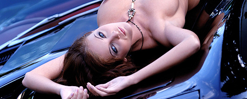 Ivette and old Corvette vol.2