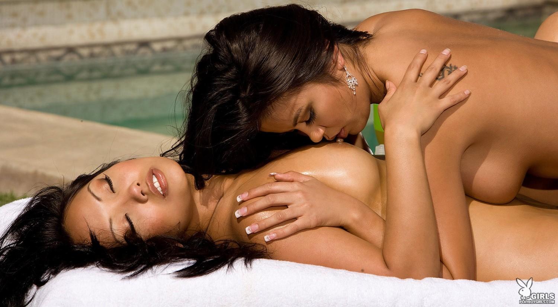 azaylia-sen-jackylyn-wallace-naked-pool-bikini-playboy-23