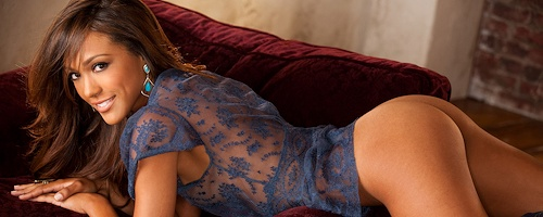 Jaslyn Ome – Playboy Playmate of April 2013