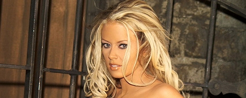 Jenna Jameson in the dungeon