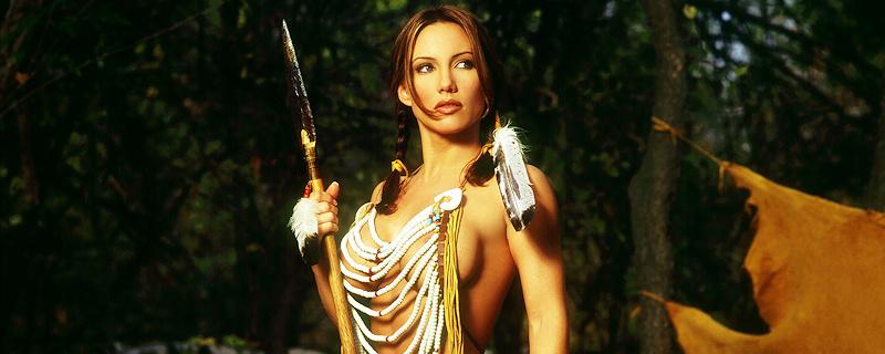 Jennifer Korbin – Pocahontas
