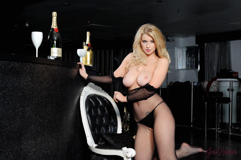 jess-davies-blonde-boobs-bodystocking-13