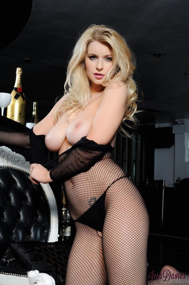 jess-davies-blonde-boobs-bodystocking-14