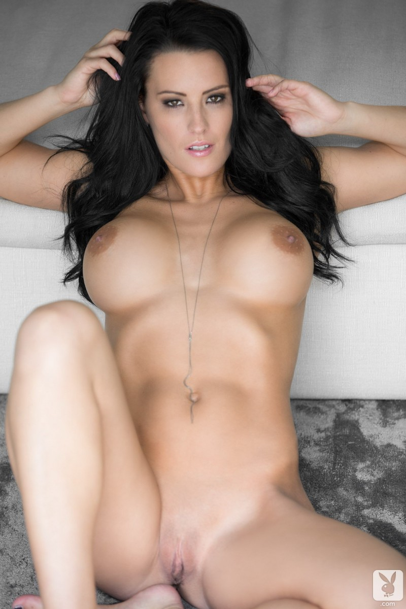 a sexy girls boobs