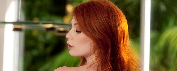 Justine Joli – Naughty redhead