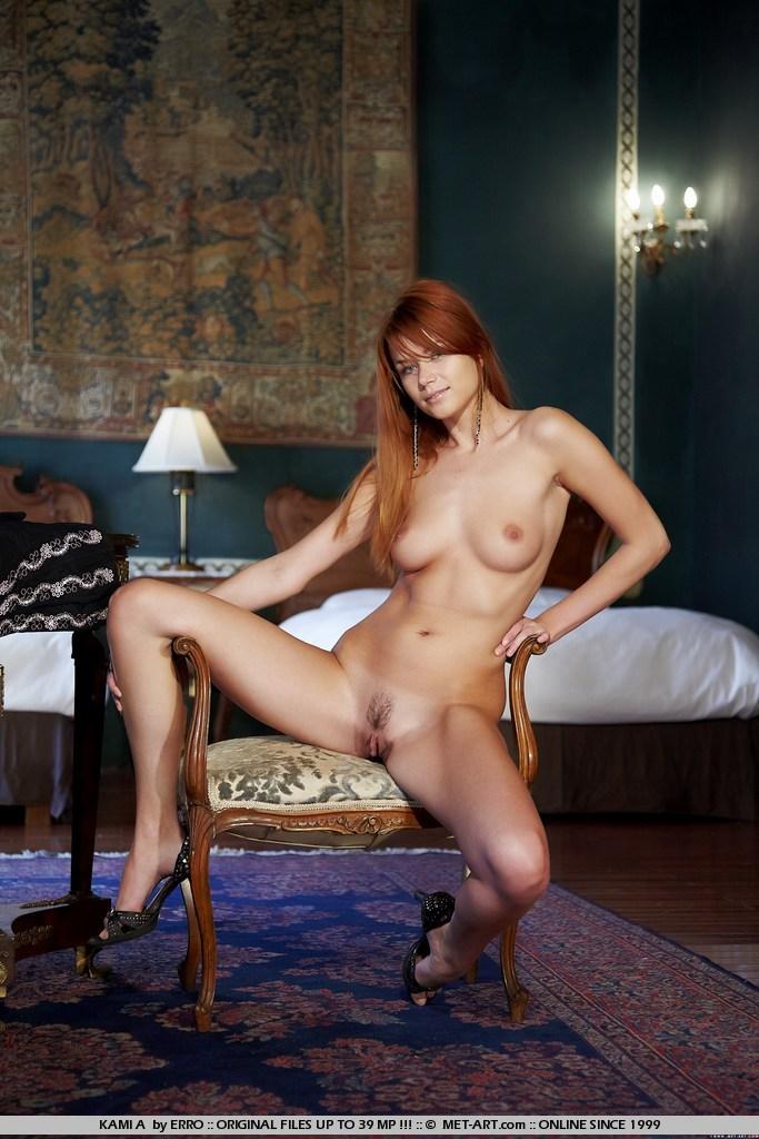 Redhead Kami Nude Metartkami A Perverse Family 1