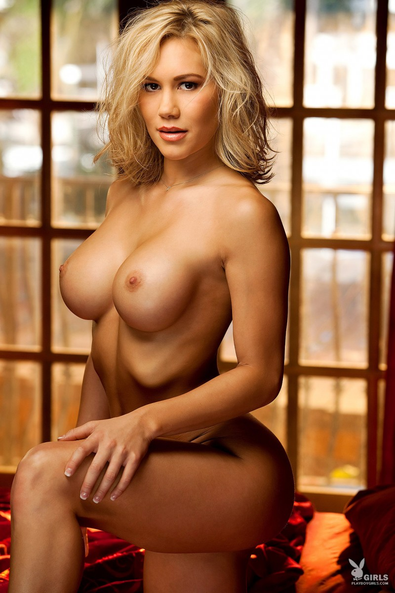 Kara Jo Naked In Bed-7979