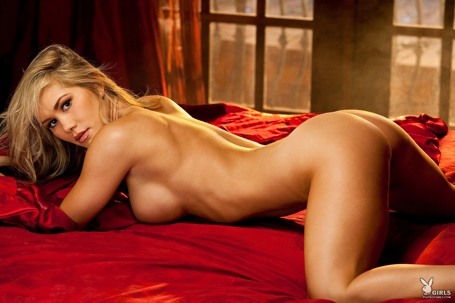 Red bone playboy girl nude #8
