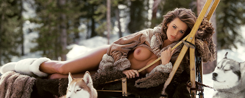 Karen McDougal – Playmate of the Year 1998
