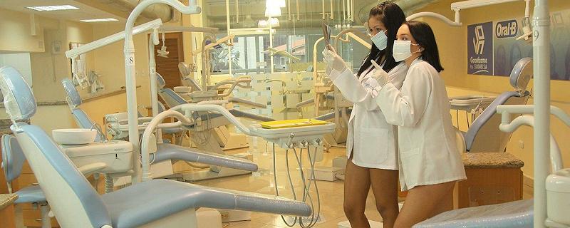 Karla Spice & Gaby – Dentist girls