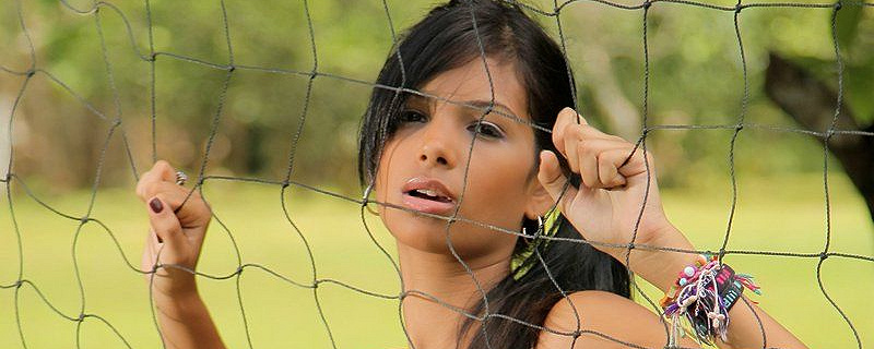 Karla Spice – Volleyball girl