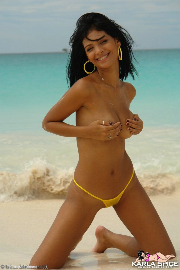 spice bikini Karla micro