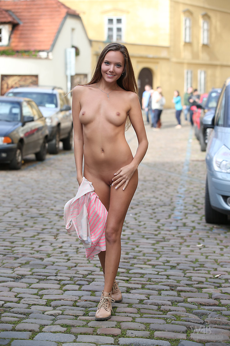 Nude girls in public-8712