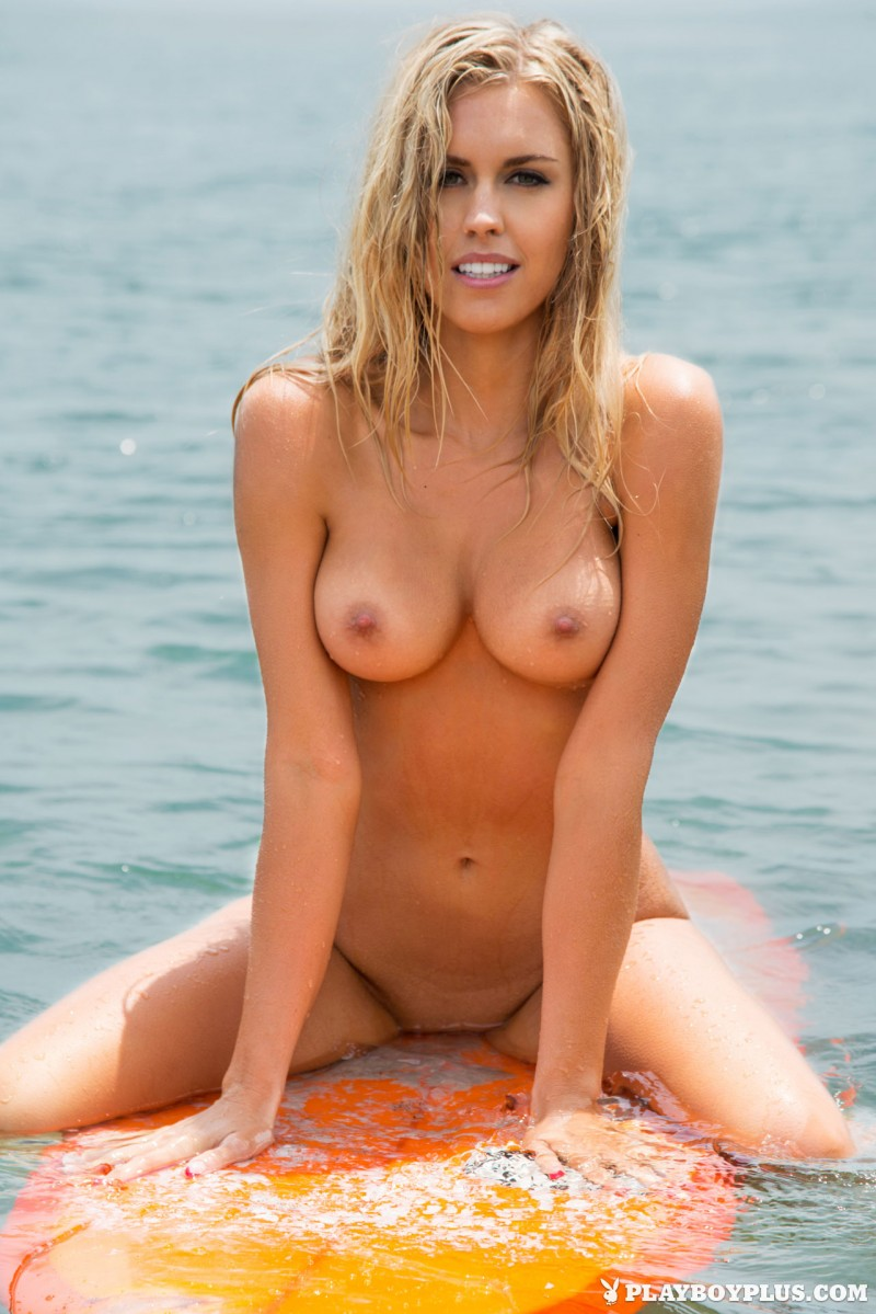 nude surfer girl