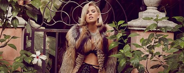 Kayslee Collins – Playboy Playmate February 2015