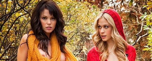 Lauren Elise & Bethanie Badertscher – Autumn walk