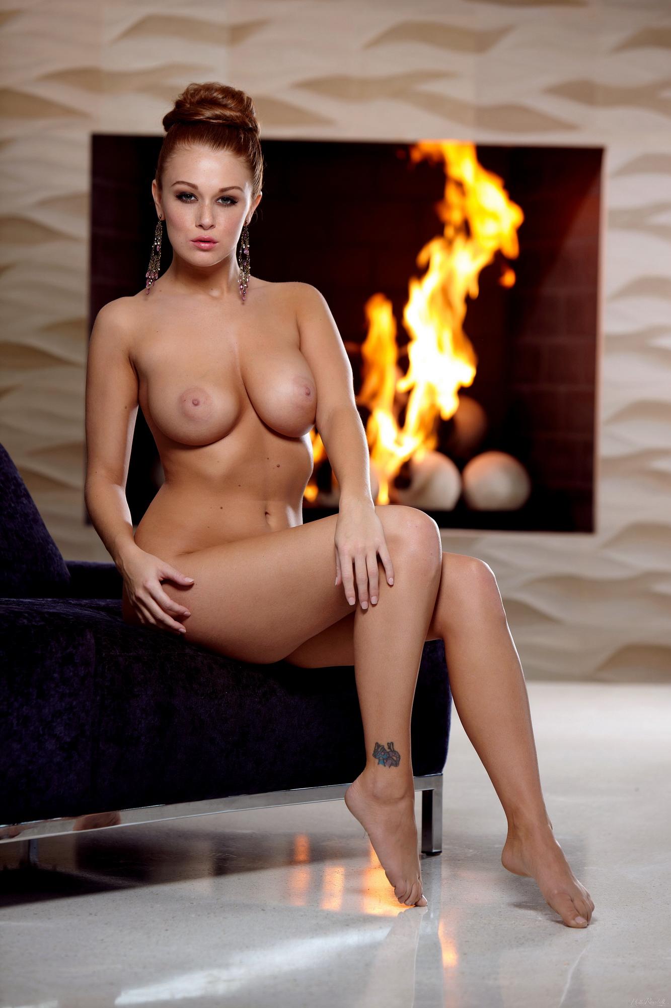 leanna-decker-nude-fireplace-redhead-hollyrandall-13