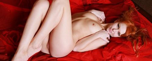 Lidiya – Red bedding