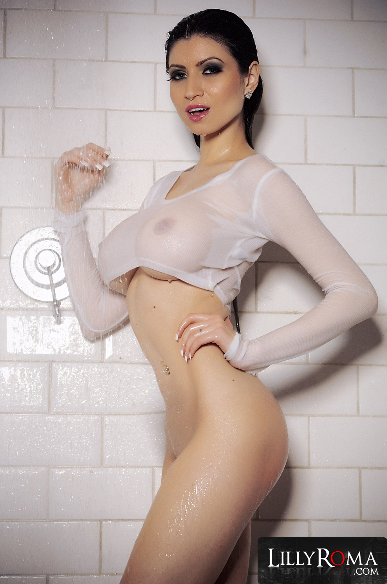 lilly-roma-boobs-shower-nude-wet-04