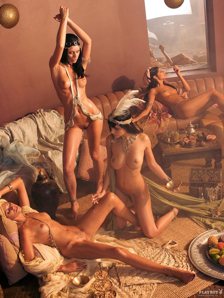 Девушки для гарема онлайн эротика