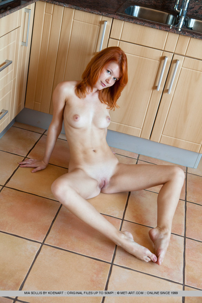 Lynette beautiful redhead nude have hit